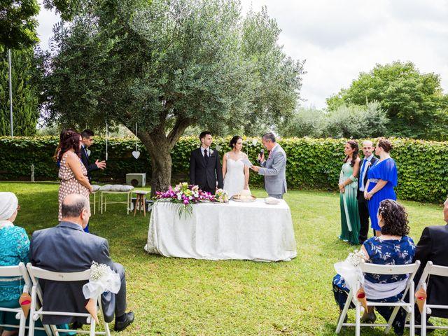 La boda de Javi y Karima en La Selva Del Camp, Tarragona 19