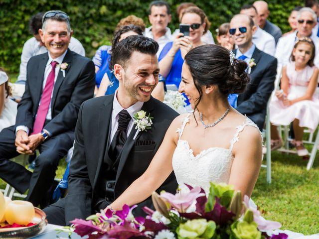 La boda de Javi y Karima en La Selva Del Camp, Tarragona 22