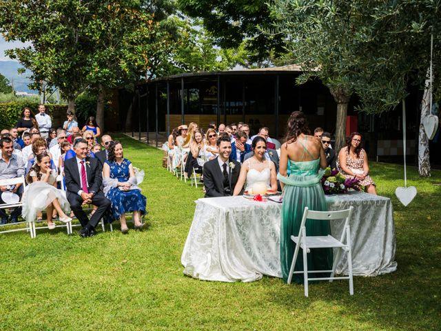 La boda de Javi y Karima en La Selva Del Camp, Tarragona 23