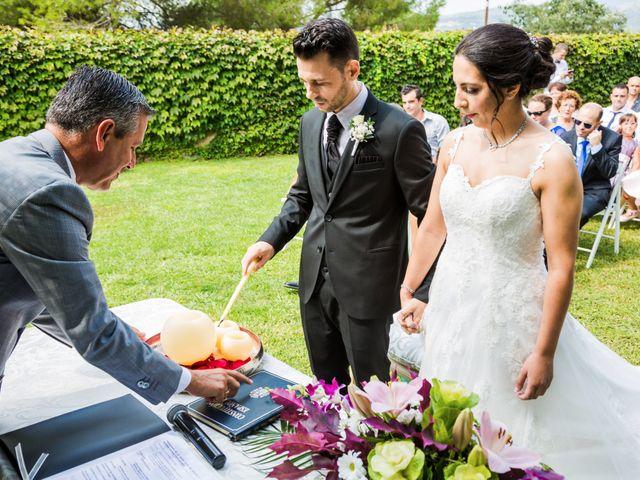 La boda de Javi y Karima en La Selva Del Camp, Tarragona 24