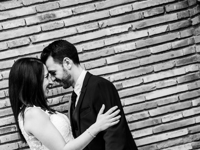 La boda de Javi y Karima en La Selva Del Camp, Tarragona 31