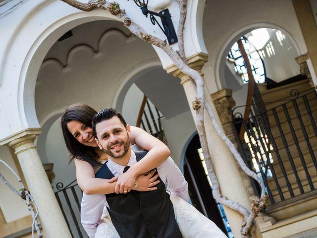 La boda de Javi y Karima en La Selva Del Camp, Tarragona 33