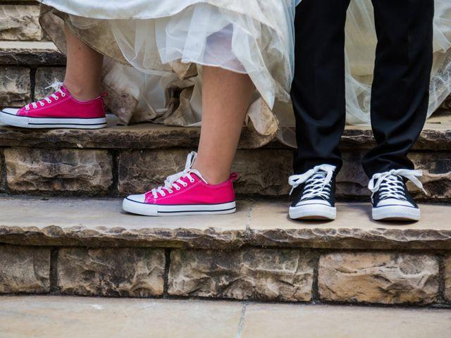 La boda de Javi y Karima en La Selva Del Camp, Tarragona 34
