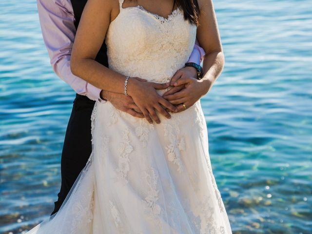 La boda de Javi y Karima en La Selva Del Camp, Tarragona 36