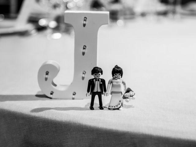 La boda de Javi y Karima en La Selva Del Camp, Tarragona 44