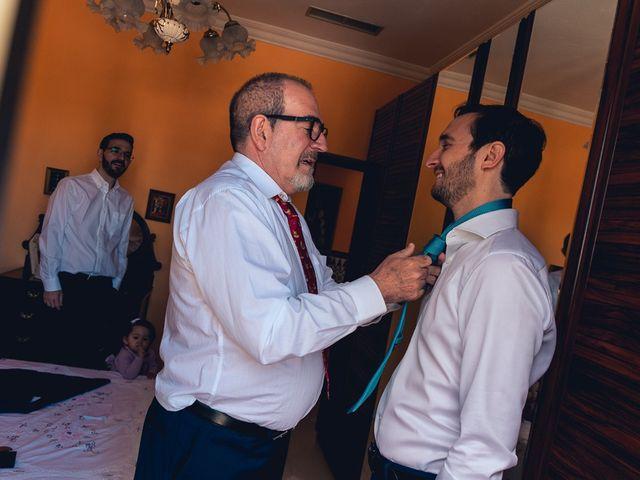 La boda de Fran y Ana en Lucena Del Puerto, Huelva 12