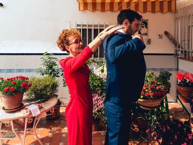 La boda de Fran y Ana en Lucena Del Puerto, Huelva 33
