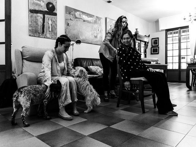 La boda de Fran y Ana en Lucena Del Puerto, Huelva 36