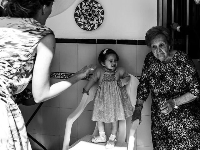La boda de Fran y Ana en Lucena Del Puerto, Huelva 37