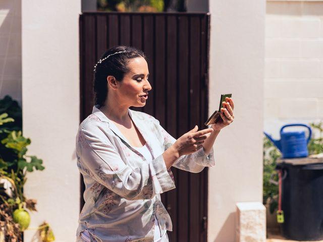 La boda de Fran y Ana en Lucena Del Puerto, Huelva 92