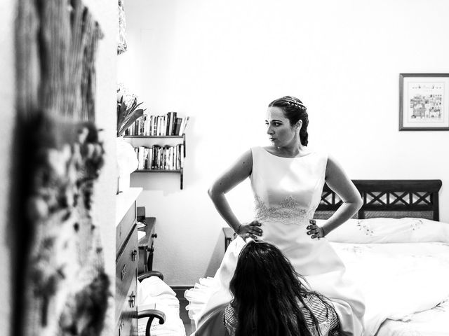La boda de Fran y Ana en Lucena Del Puerto, Huelva 115