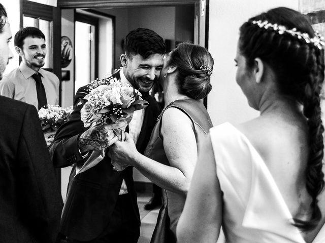 La boda de Fran y Ana en Lucena Del Puerto, Huelva 125