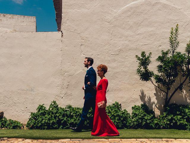 La boda de Fran y Ana en Lucena Del Puerto, Huelva 133
