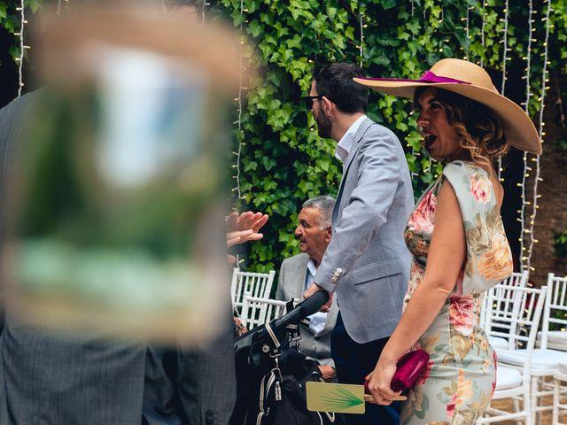 La boda de Fran y Ana en Lucena Del Puerto, Huelva 135