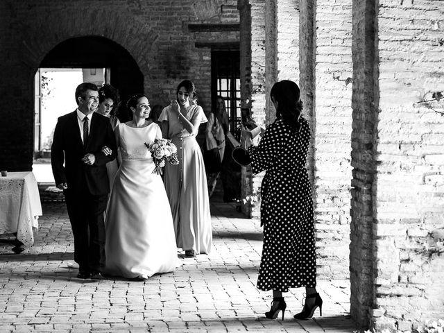 La boda de Fran y Ana en Lucena Del Puerto, Huelva 141