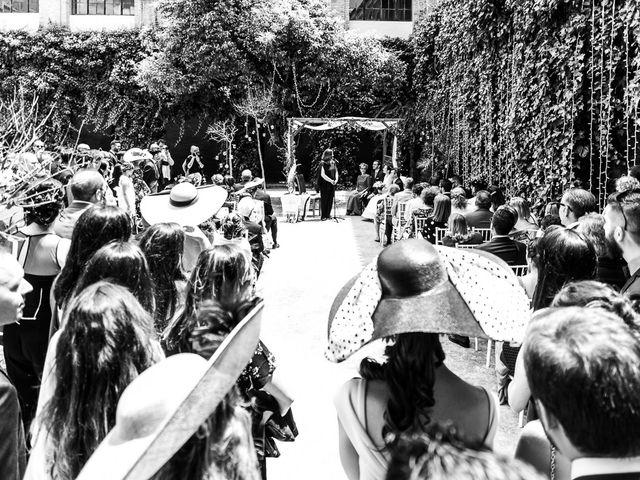 La boda de Fran y Ana en Lucena Del Puerto, Huelva 147