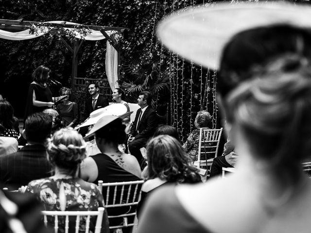 La boda de Fran y Ana en Lucena Del Puerto, Huelva 150