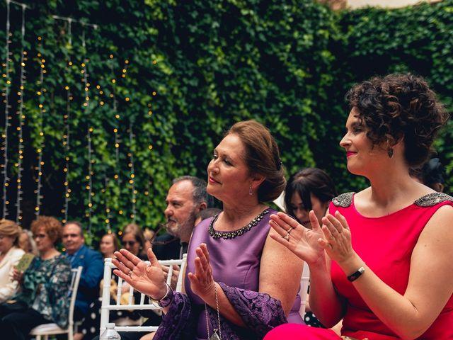 La boda de Fran y Ana en Lucena Del Puerto, Huelva 162