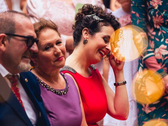 La boda de Fran y Ana en Lucena Del Puerto, Huelva 172