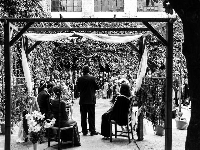 La boda de Fran y Ana en Lucena Del Puerto, Huelva 175