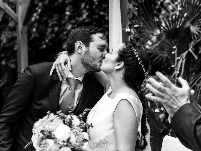 La boda de Fran y Ana en Lucena Del Puerto, Huelva 186