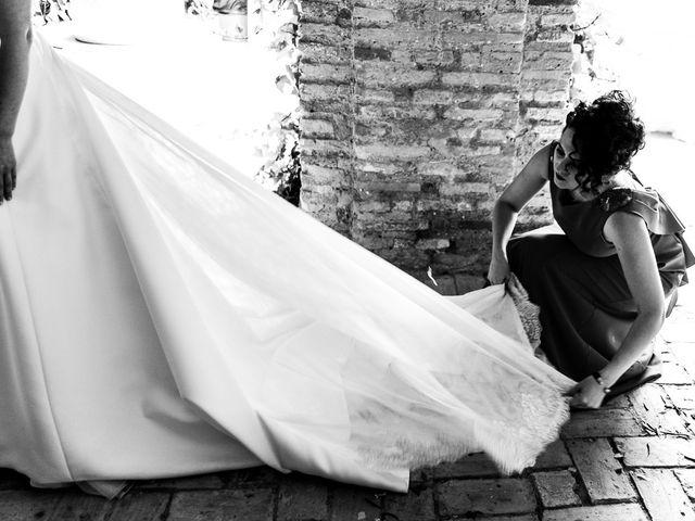 La boda de Fran y Ana en Lucena Del Puerto, Huelva 192