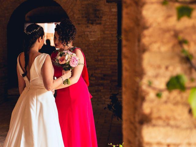 La boda de Fran y Ana en Lucena Del Puerto, Huelva 193