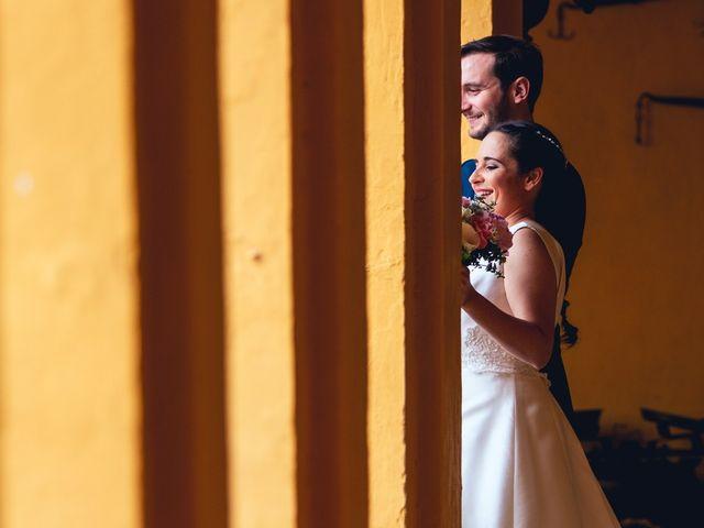 La boda de Fran y Ana en Lucena Del Puerto, Huelva 195
