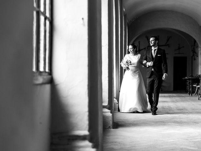 La boda de Fran y Ana en Lucena Del Puerto, Huelva 196
