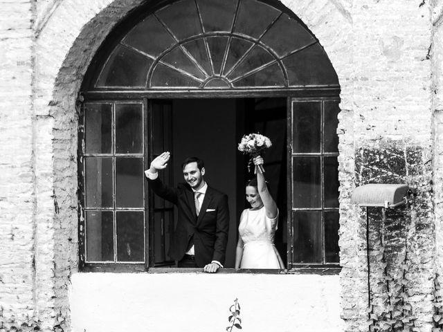 La boda de Fran y Ana en Lucena Del Puerto, Huelva 197
