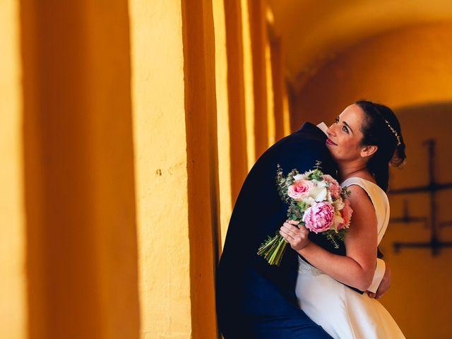 La boda de Fran y Ana en Lucena Del Puerto, Huelva 200