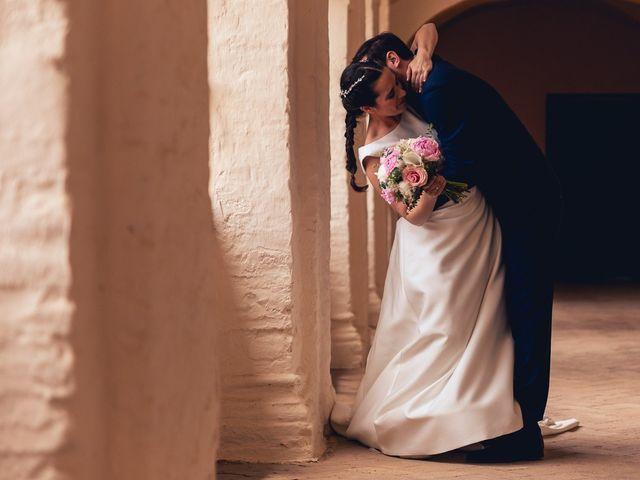 La boda de Fran y Ana en Lucena Del Puerto, Huelva 201