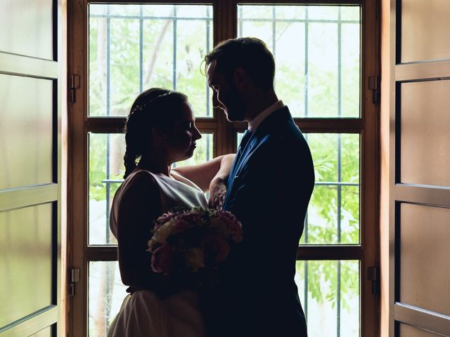 La boda de Fran y Ana en Lucena Del Puerto, Huelva 202