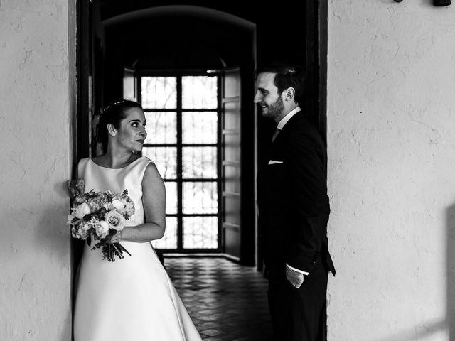La boda de Fran y Ana en Lucena Del Puerto, Huelva 203