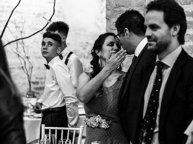 La boda de Fran y Ana en Lucena Del Puerto, Huelva 220