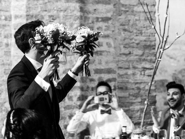 La boda de Fran y Ana en Lucena Del Puerto, Huelva 225