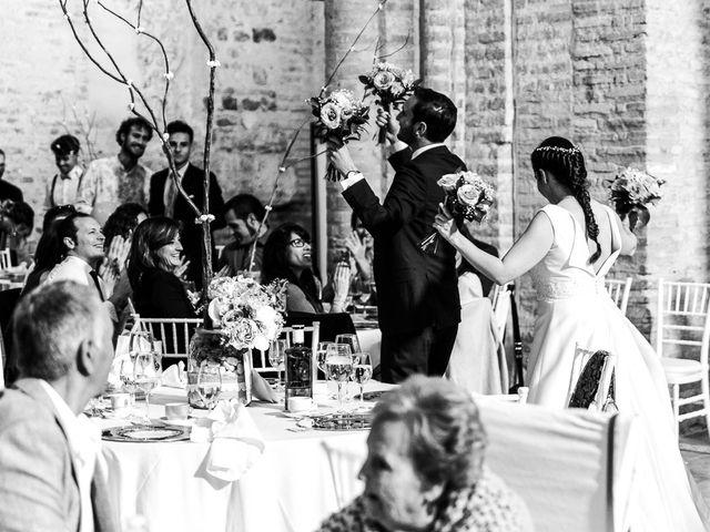 La boda de Fran y Ana en Lucena Del Puerto, Huelva 226
