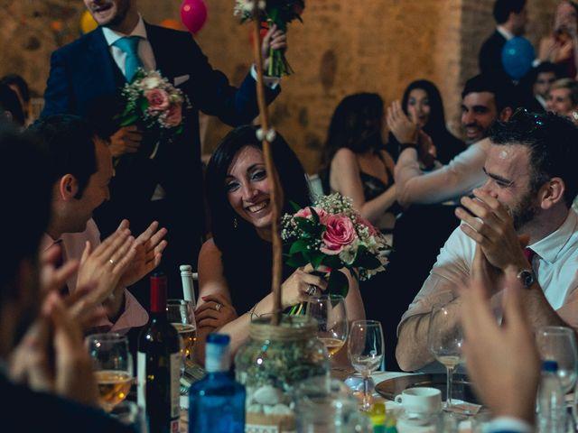 La boda de Fran y Ana en Lucena Del Puerto, Huelva 228