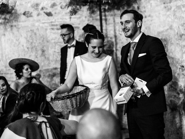 La boda de Fran y Ana en Lucena Del Puerto, Huelva 243