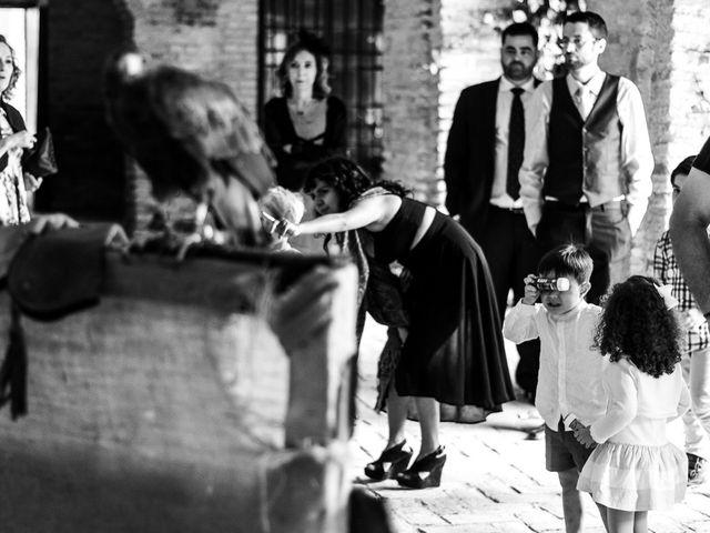 La boda de Fran y Ana en Lucena Del Puerto, Huelva 249