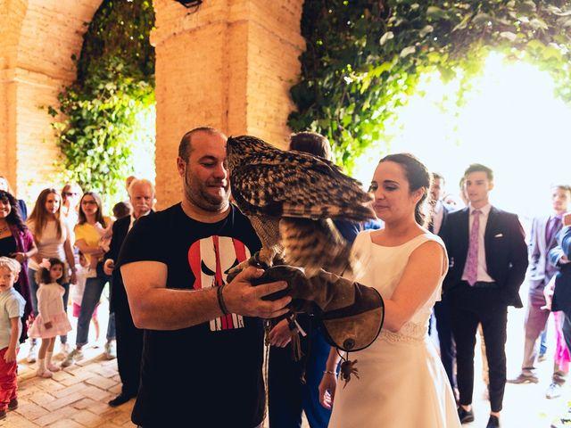 La boda de Fran y Ana en Lucena Del Puerto, Huelva 251