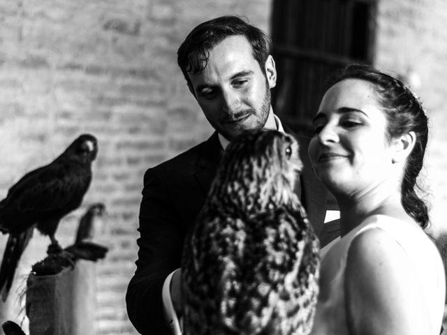 La boda de Fran y Ana en Lucena Del Puerto, Huelva 252