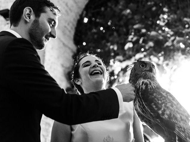 La boda de Fran y Ana en Lucena Del Puerto, Huelva 253