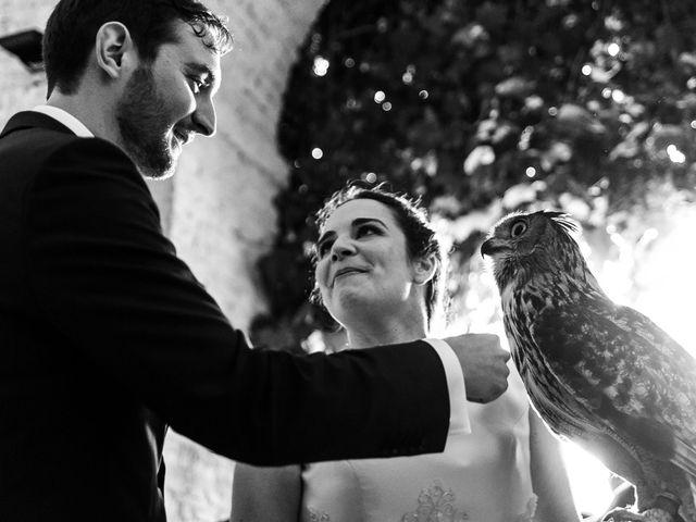 La boda de Fran y Ana en Lucena Del Puerto, Huelva 254
