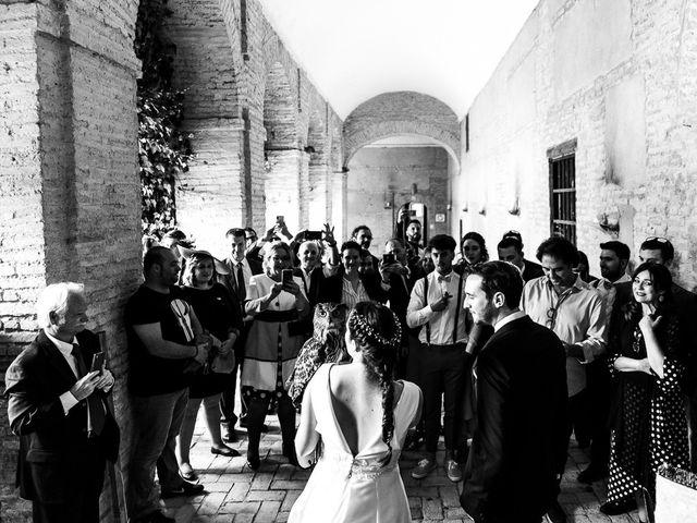 La boda de Fran y Ana en Lucena Del Puerto, Huelva 257