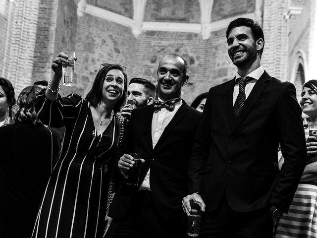 La boda de Fran y Ana en Lucena Del Puerto, Huelva 266