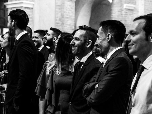 La boda de Fran y Ana en Lucena Del Puerto, Huelva 267