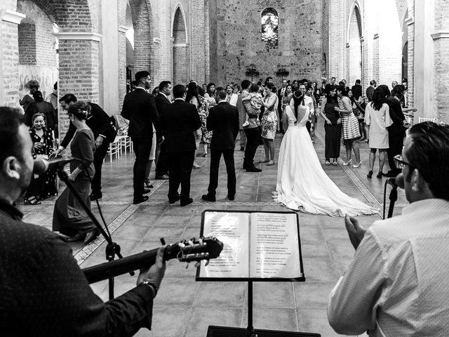 La boda de Fran y Ana en Lucena Del Puerto, Huelva 281