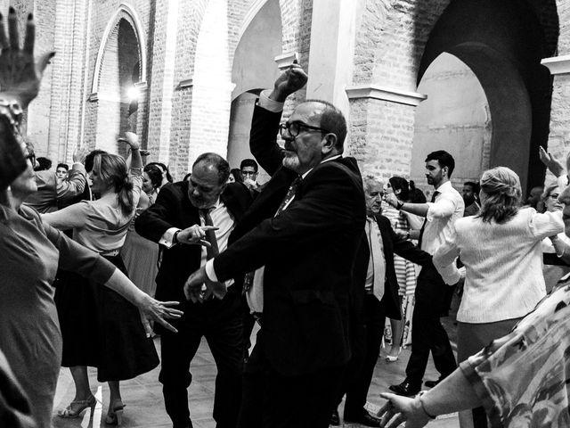 La boda de Fran y Ana en Lucena Del Puerto, Huelva 294