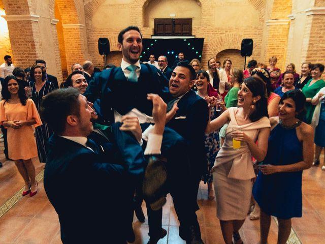 La boda de Fran y Ana en Lucena Del Puerto, Huelva 299